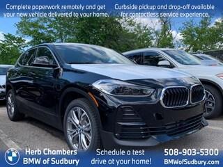 New 2022 BMW X2 xDrive28i SUV Sudbury, MA