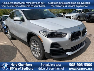 New 2021 BMW X2 xDrive28i Sports Activity Coupe Sudbury, MA