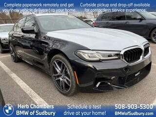 New 2021 BMW M5 xDrive Sedan Sudbury, MA