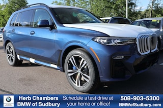 New 2019 BMW X7 xDrive40i SUV Sudbury, MA