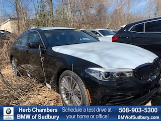 New 2020 BMW 540i xDrive Sedan Sudbury, MA