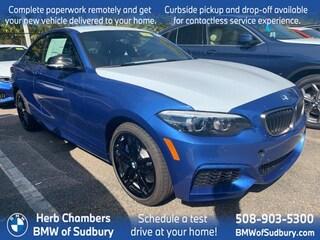 New 2021 BMW M240i xDrive Coupe Sudbury, MA