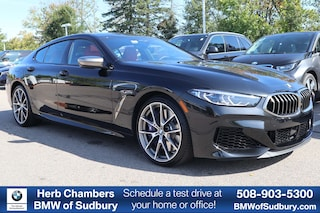 New 2020 BMW M850i xDrive Gran Coupe Sudbury, MA