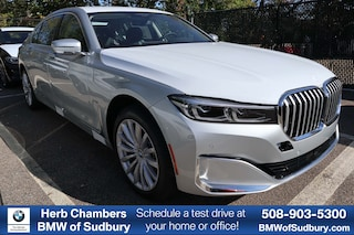 New 2020 BMW 745e xDrive iPerformance Sedan Sudbury, MA