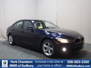 Pre-Owned 2015 BMW 328i xDrive AWD Sedan Sudbury, MA