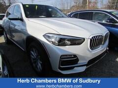 New 2019 BMW X5 xDrive40i SAV Sudbury, MA