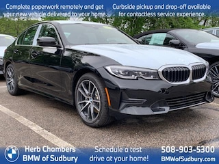 New 2021 BMW 330i xDrive Sedan Sudbury, MA