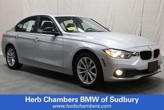 Certified Pre-Owned 2016 BMW 320i xDrive AWD Sedan Sudbury, MA