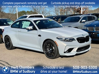 New 2021 BMW M2 Competition Coupe Sudbury, MA