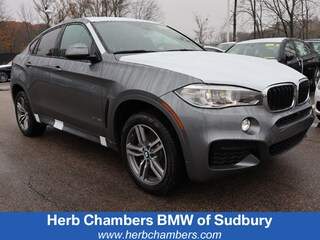 New 2019 BMW X6 xDrive35i SAV Sudbury, MA
