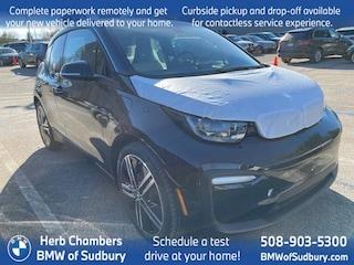 New 2021 BMW i3 120Ah w/Range Extender Sedan in Boston, MA