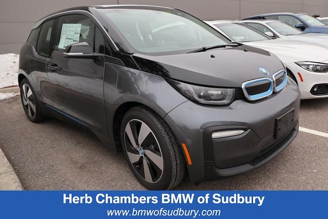 New 2019 BMW i3 with Range Extender Sedan in Boston