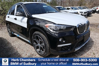 New 2019 BMW X1 xDrive28i SUV near Boston, MA