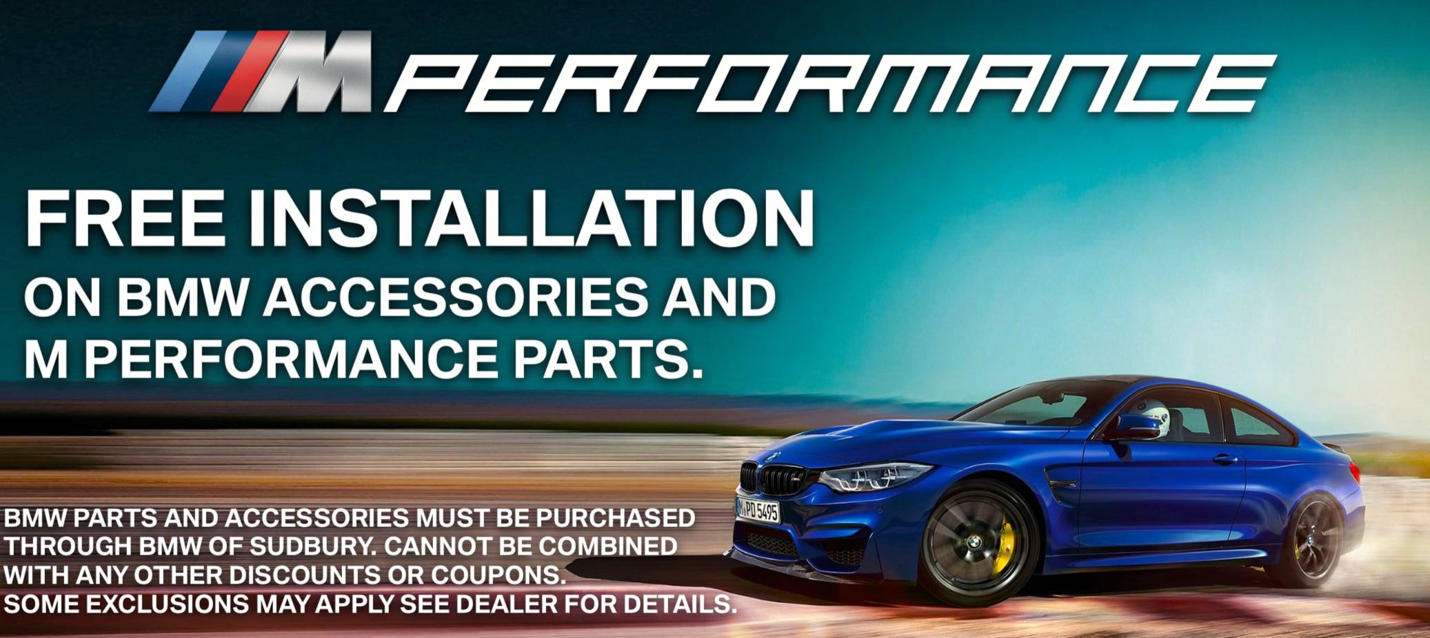 Bmw Parts Specials Bmw Dealership Near Natick Ma