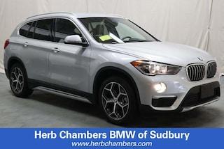 New 2019 BMW X1 xDrive28i AWD SUV in Boston, MA