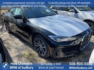 New 2021 BMW 430i xDrive Coupe Sudbury, MA