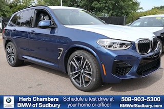 New 2020 BMW X3 M AWD SAV Sudbury, MA