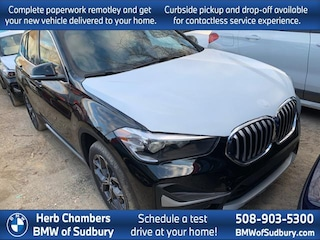 New 2020 BMW X1 xDrive28i SAV Sudbury, MA