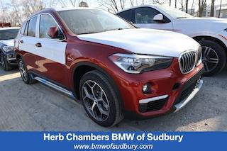 New 2019 BMW X1 xDrive28i SUV Sudbury, MA