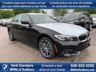 New 2020 BMW 330i xDrive Sedan Sudbury, MA