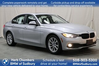 Pre-Owned 2016 BMW 320i xDrive Sedan near Boston