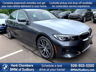 New 2020 BMW 330i xDrive Sedan Sudbury, MA
