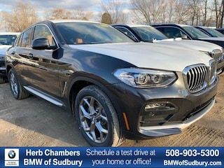 New 2020 BMW X4 xDrive30i Sports Activity Coupe Sudbury, MA