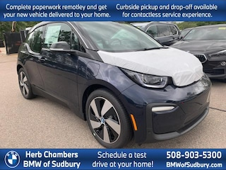 New 2020 BMW i3 w/Range Extender Hatchback in Boston, MA