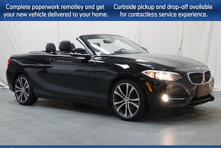 2017 BMW 230i sDrive Convertible