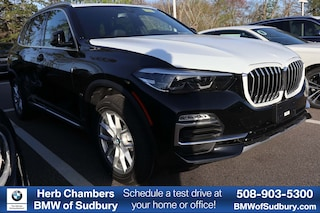 New 2019 BMW X5 xDrive40i SAV Sudbury, MA