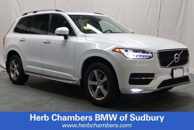 Don't Expect The 2018 Volvo XC70, Consider Brand's Alternatives >> Used 2017 Volvo Xc90 For Sale Boston Ma Stock