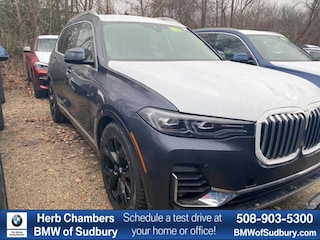 New 2020 BMW X7 xDrive40i SAV Sudbury, MA
