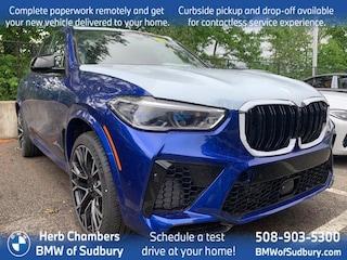 New 2021 BMW X5 M Competition SAV Sudbury, MA