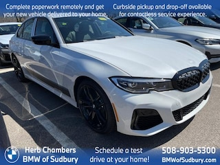 New 2021 BMW M340i xDrive Sedan Sudbury, MA
