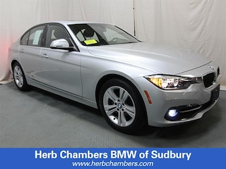 Pre-Owned 2016 BMW 328i xDrive AWD Sedan Sudbury, MA