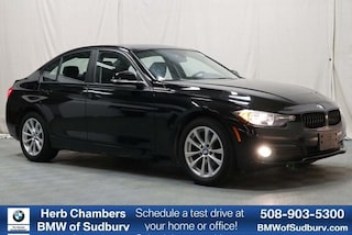 Pre-Owned 2016 BMW 320i xDrive Sedan Sudbury, MA