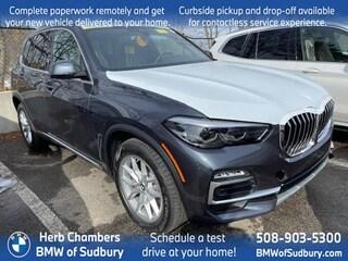 New 2021 BMW X5 xDrive40i SAV Sudbury, MA