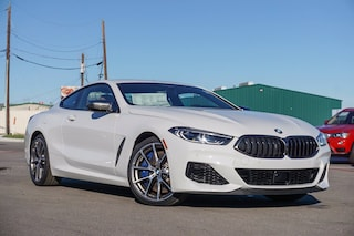 2020 BMW M850i xDrive Coupe