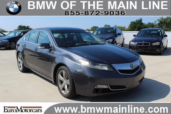 Pre-Owned 2012 Acura TL For Sale at BMW of the Main Line