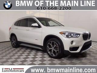 2017 BMW X1 xDrive28i xDrive28i Sports Activity Vehicle in [Company City]