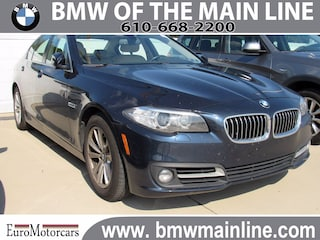 2015 BMW 5 Series 528i xDrive Sedan in [Company City]
