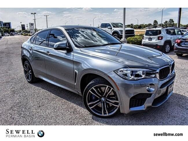 2018 BMW X6 M Base SUV