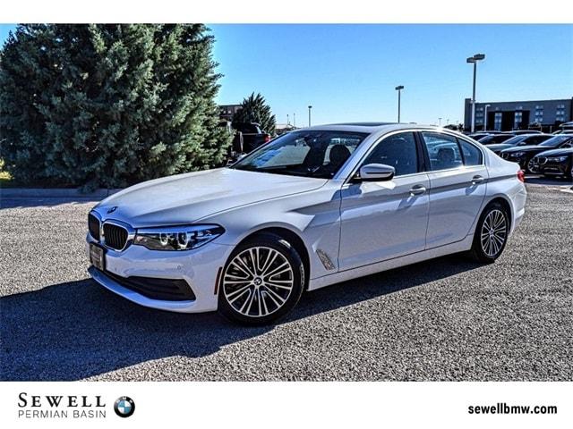 2019 BMW 5 Series 530i Sedan WBAJA5C50KWW09172 W99172