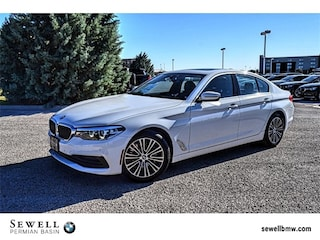 2019 BMW 5 Series 530i Sedan in [Company City]