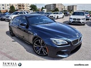 2018 BMW M6 Base Sedan
