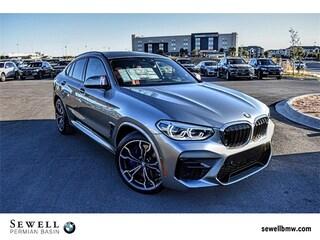 2020 BMW X4 M Sports Activity Coupe