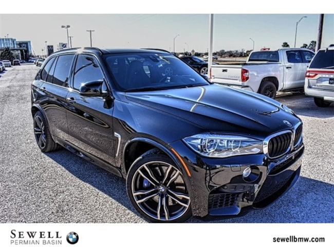 2016 BMW X5 M Base SUV