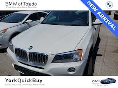 2011 BMW X3 xDrive28i SAV in [Company City]