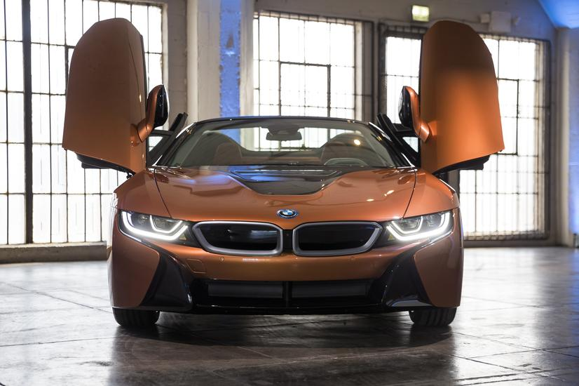 Introducing The New 2019 Bmw I8 Coupe And The First Ever 2019 Bmw I8