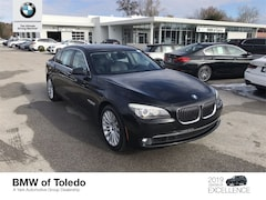 2012 BMW 750Li xDrive Sedan in [Company City]